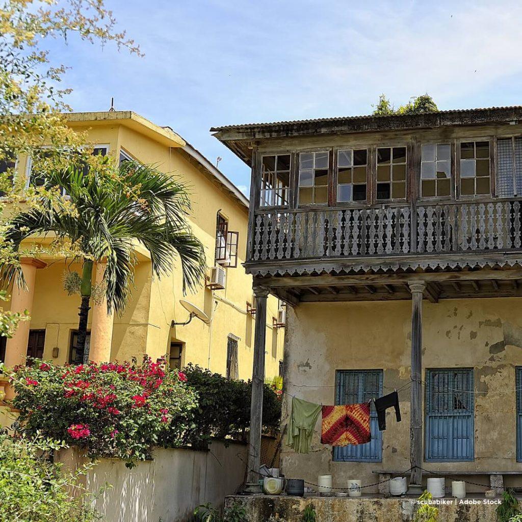 Altstadt Mombasa
