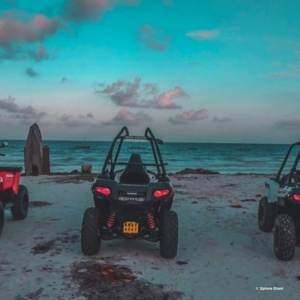 Buggy Tour Diani Beach