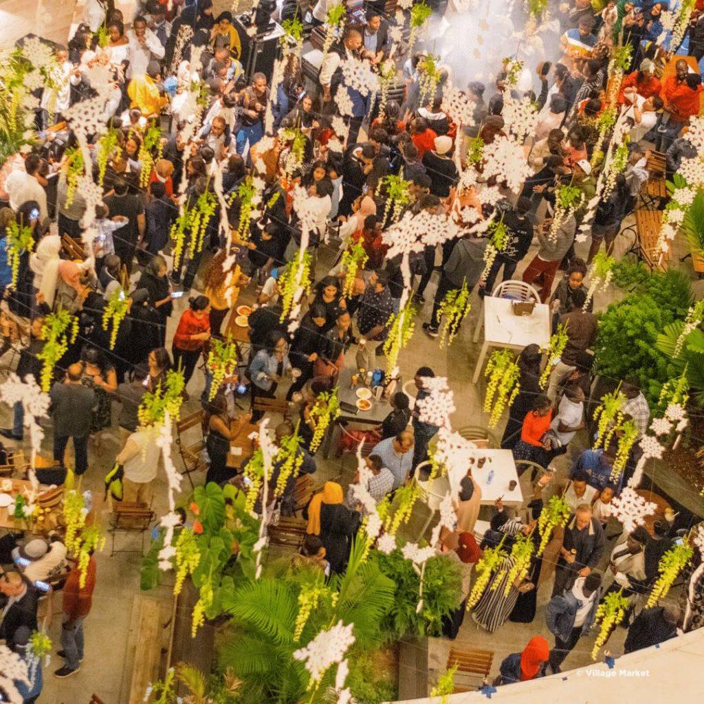 Village Market in Nairobi