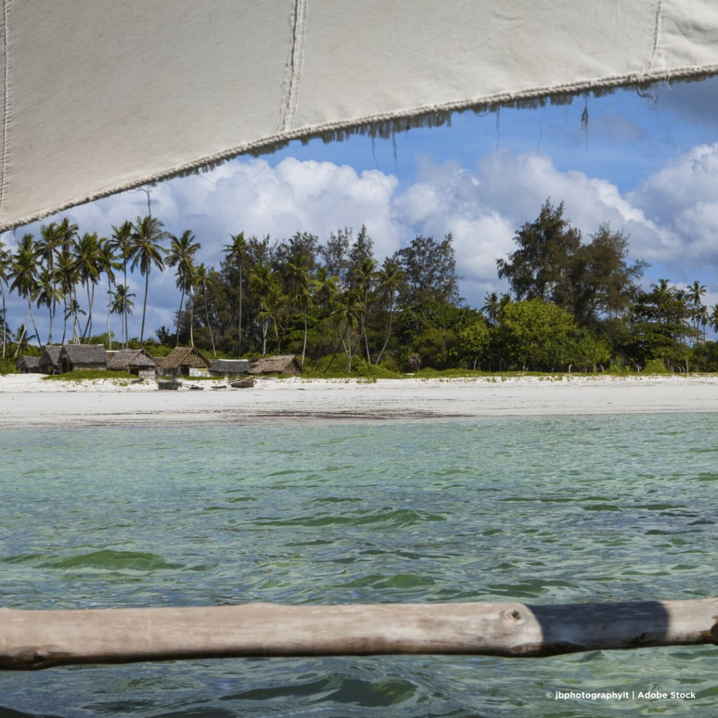 Diani Beach Dhow Safari