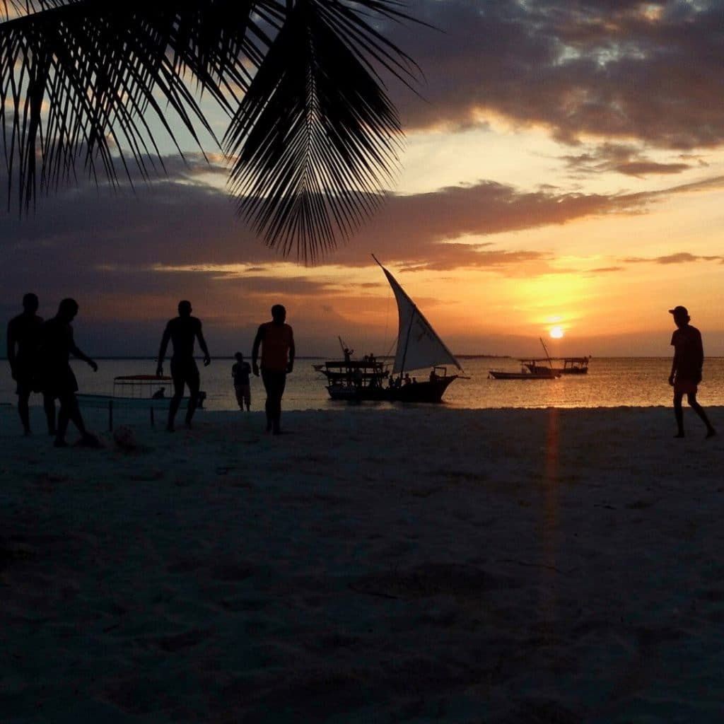 Sansibar Reiseziel