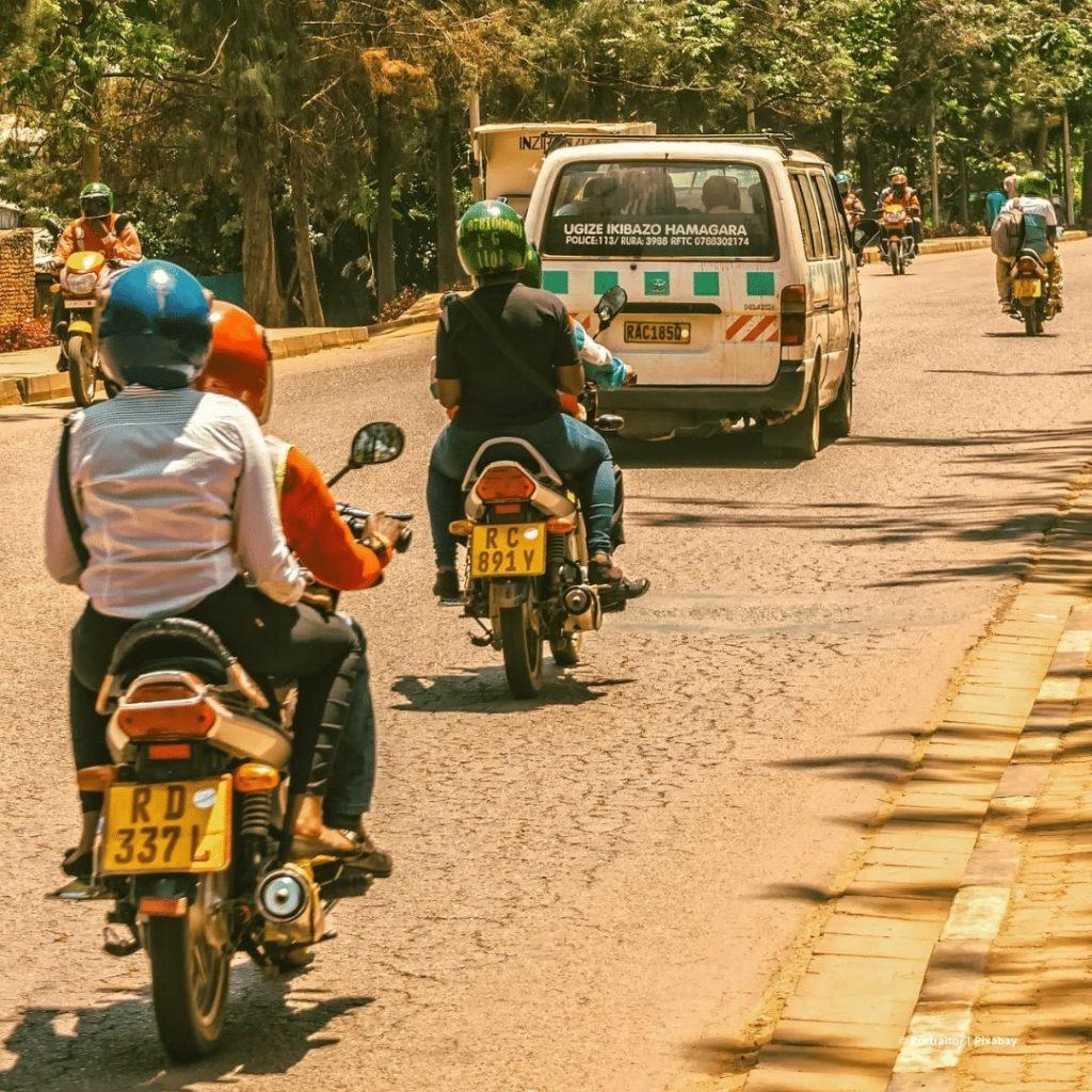Boda Boda Kigali