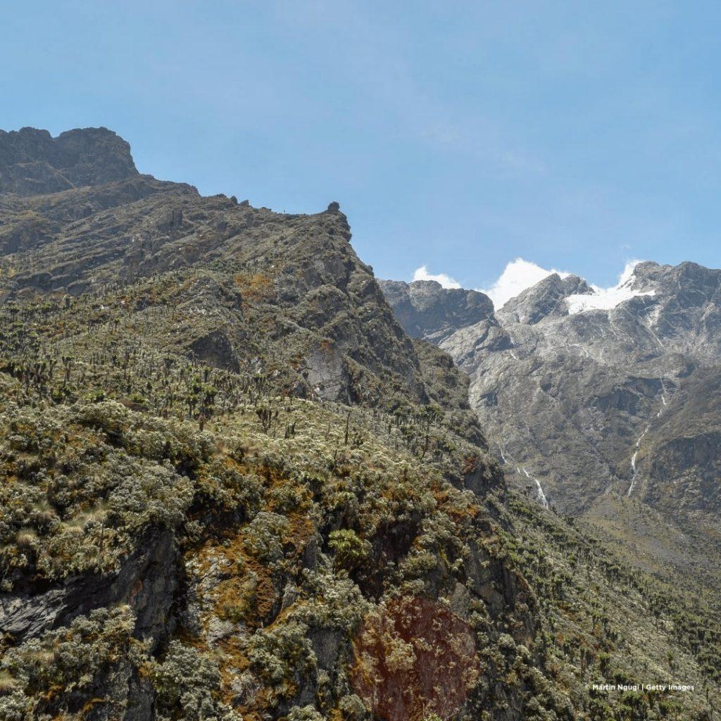 Margherita Peak Uganda