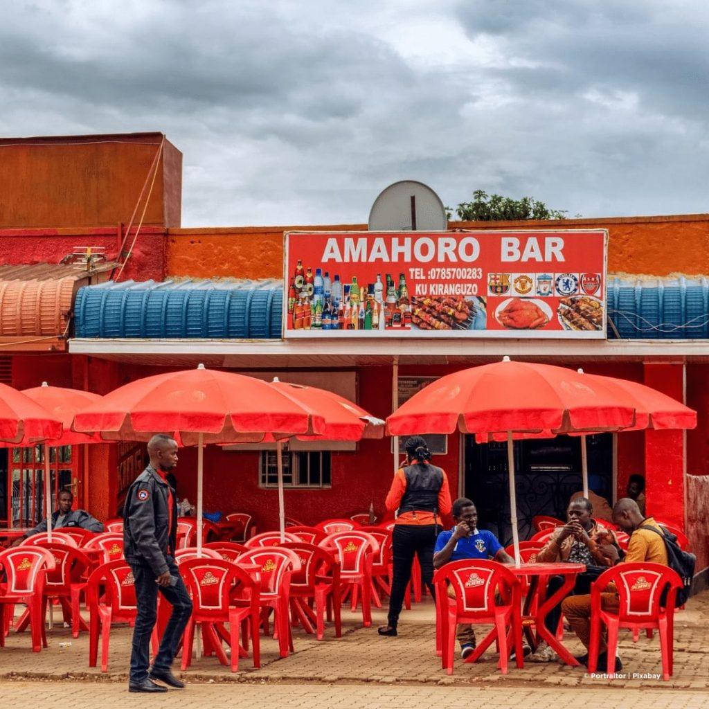 Ruanda Local Bar
