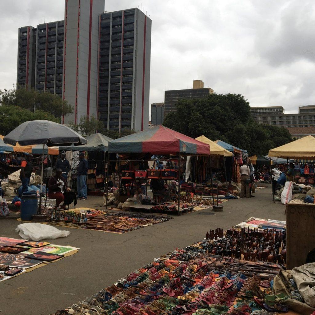 Nairobi Masai Market