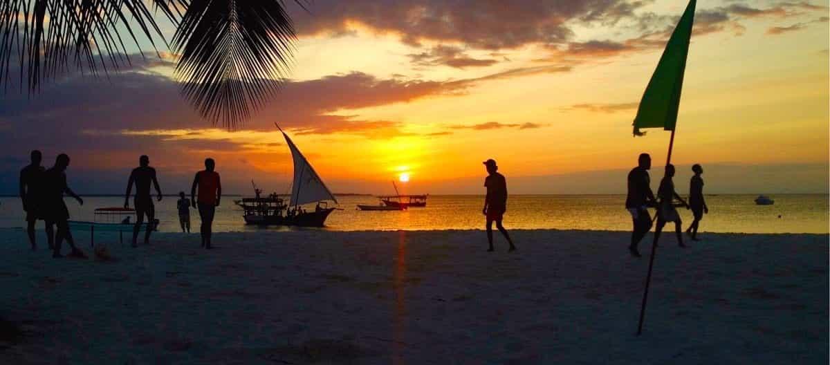 Sansibar Reisen