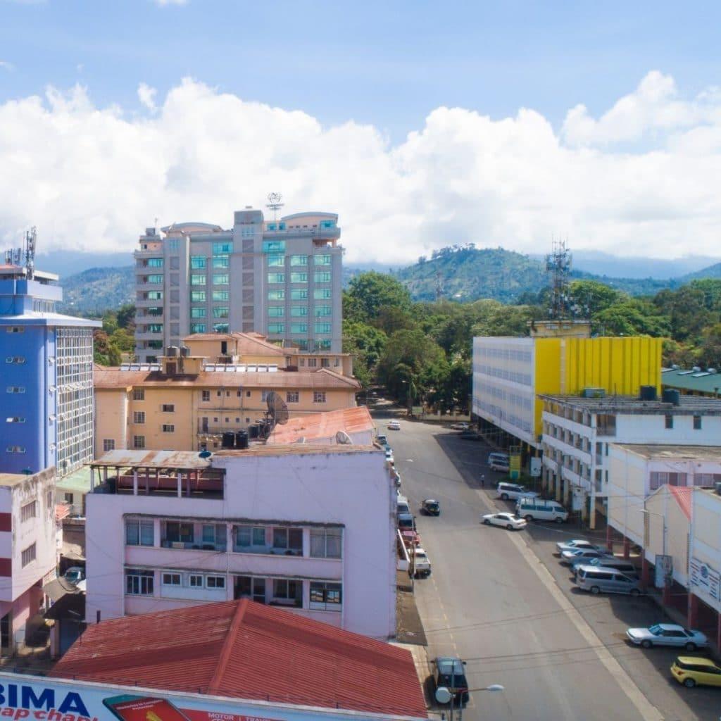 Arusha City