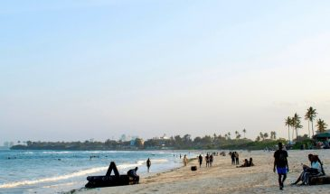 Coco Beach in Dar es Salaam