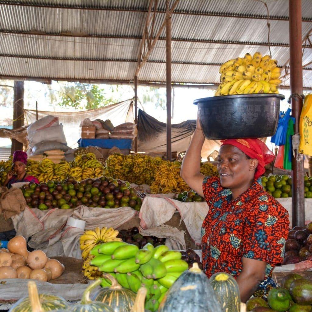 Kilombero Market