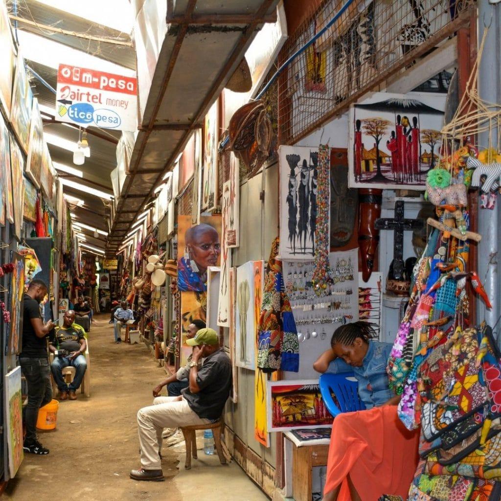Arusha Maasai Market