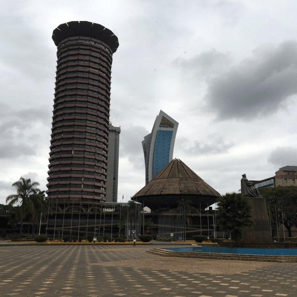 Nairobi KICC