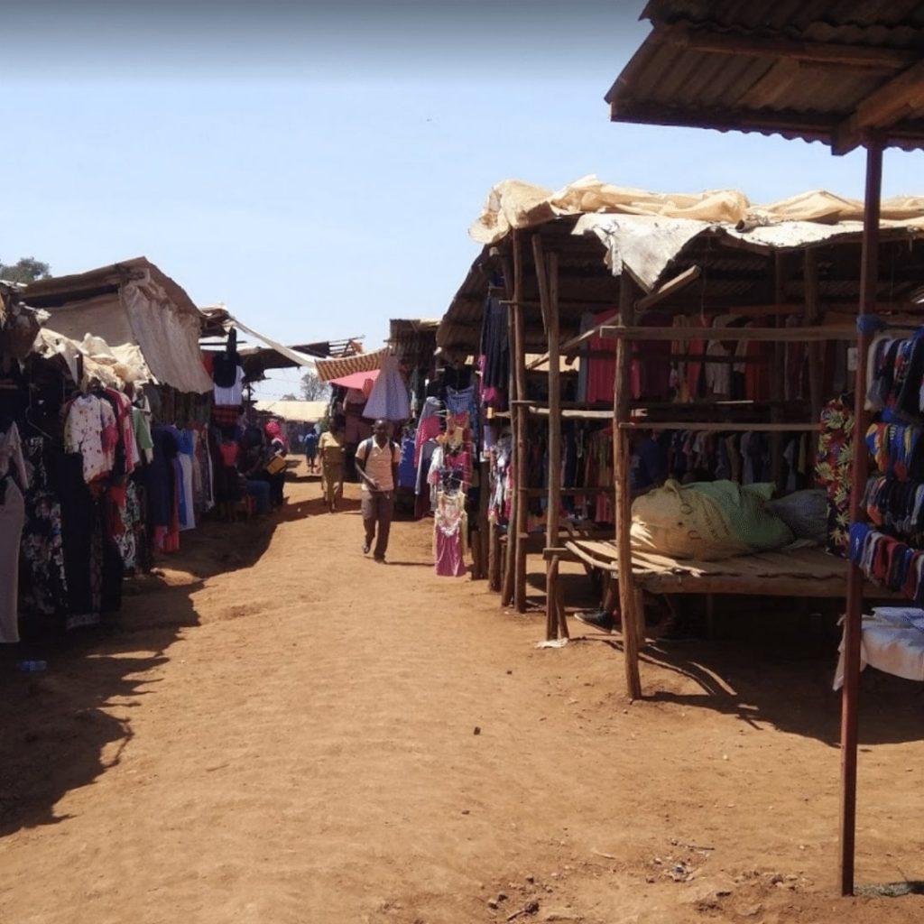 Moshi Memorial Market