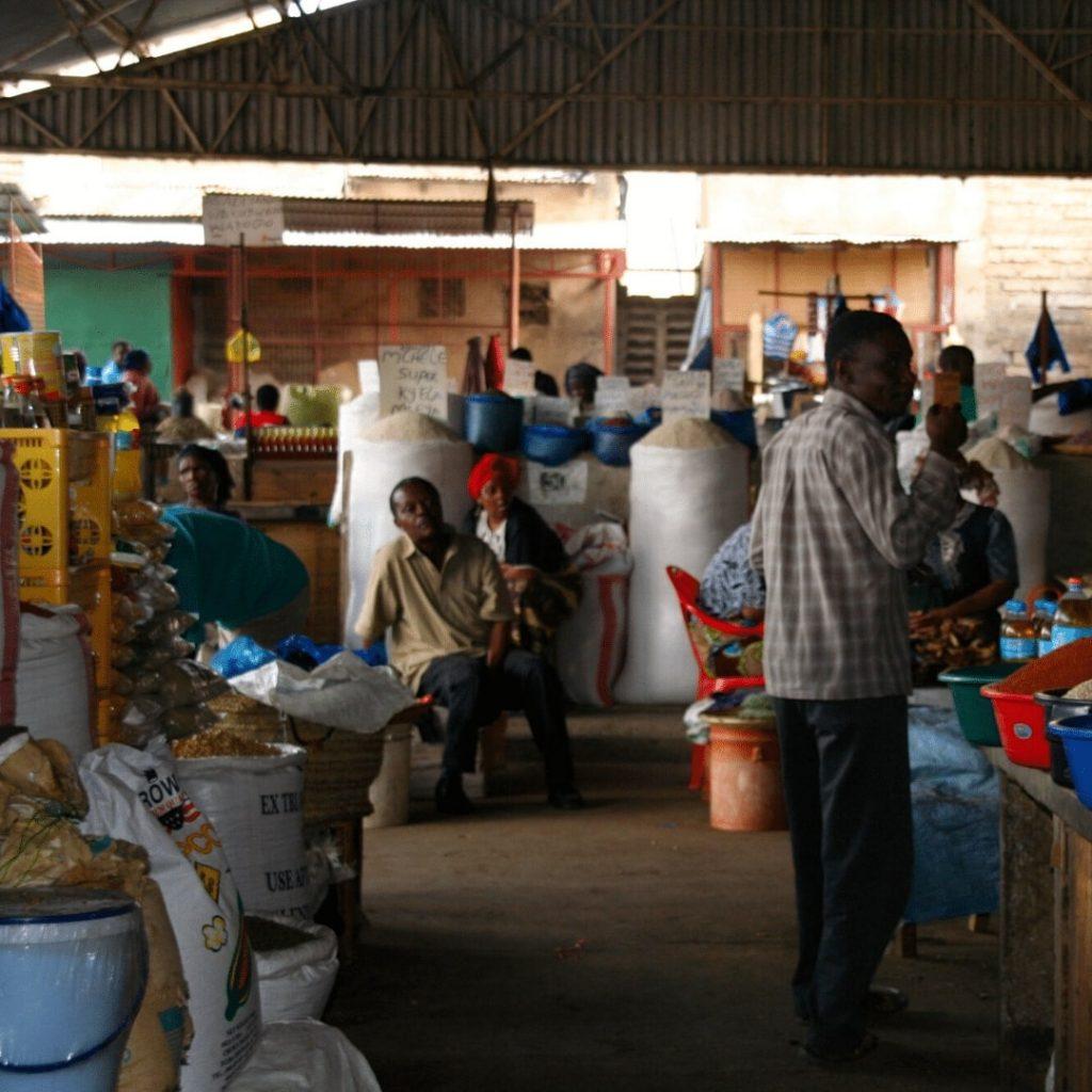 Moshi Central Market