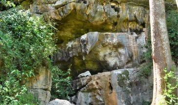 Amboni Höhlen in Tanga