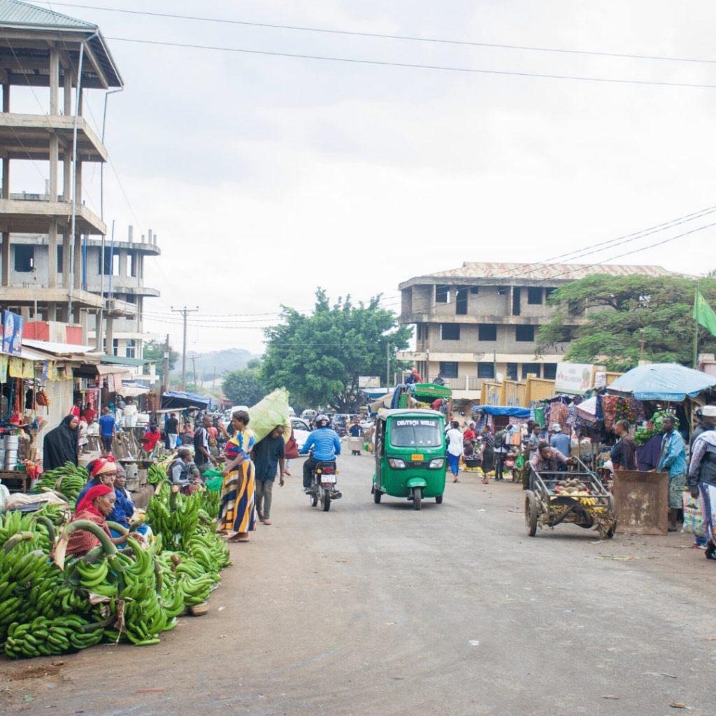 Mbuyuni Market
