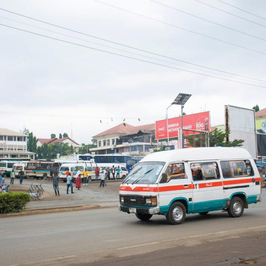 Moshi Busstation