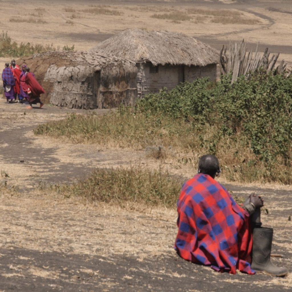 Ngorongoro Hochland