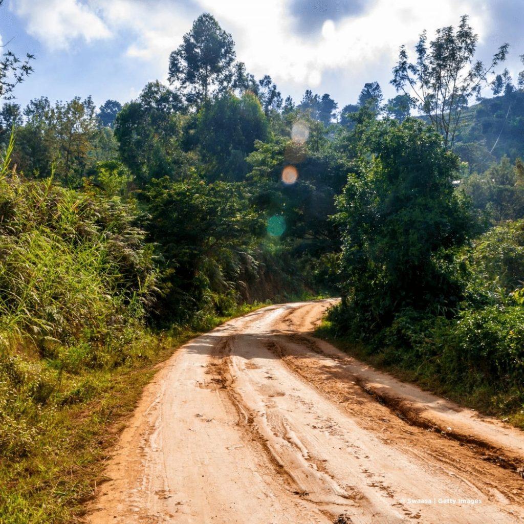Pangani Landschaft