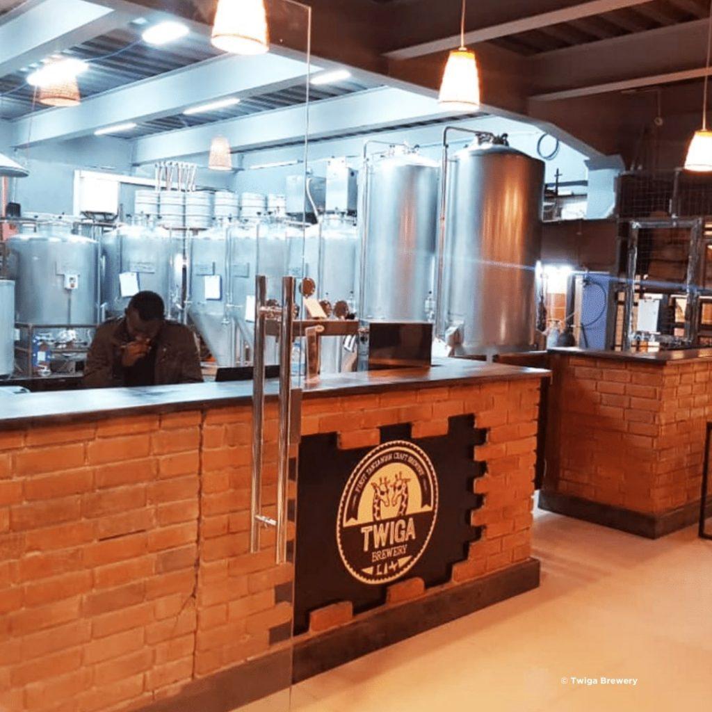 Twiga Brewery