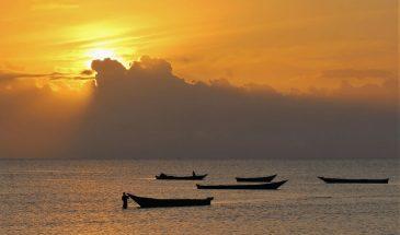 Bagamoyo an der Swahili-Küste