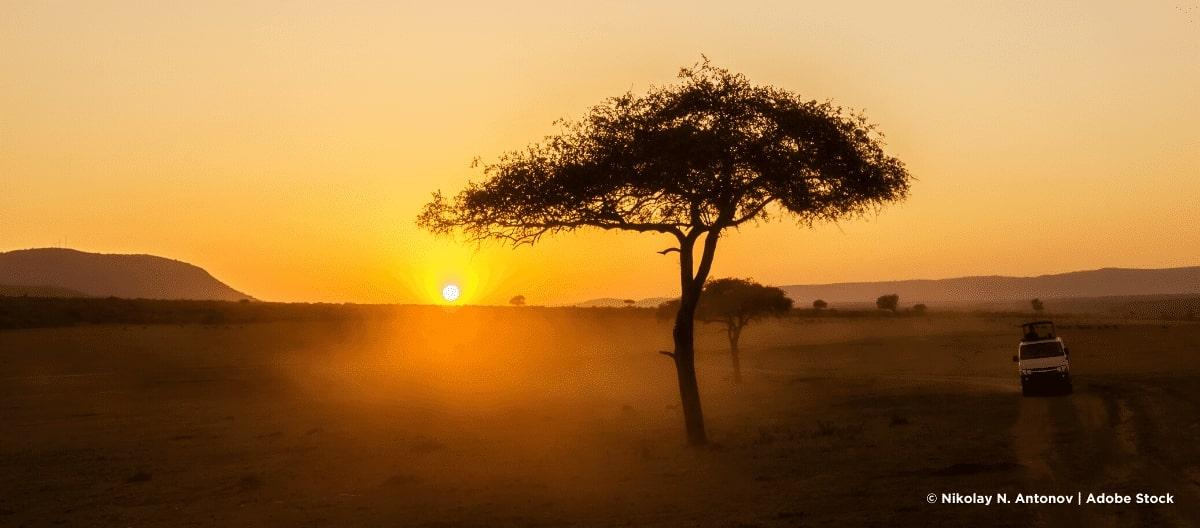 Masai Mara Nationalreservat