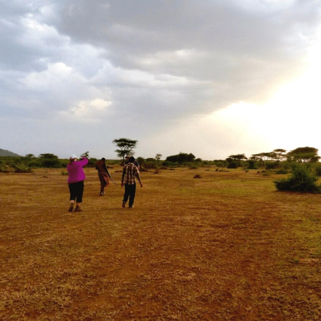 Masai Mara Naturspaziergang