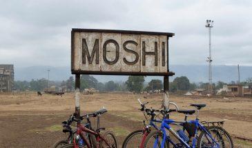 Moshi Radtour