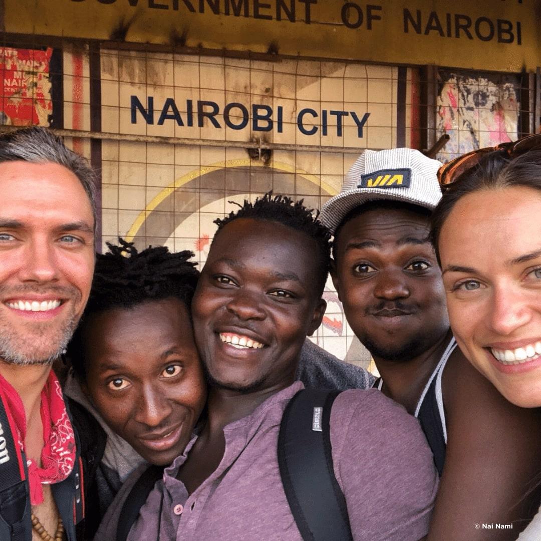 Nairobi Nai Nami Tour
