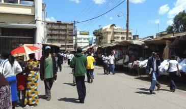 Nakuru Stadt