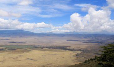 Ngorongoro Kraterrand