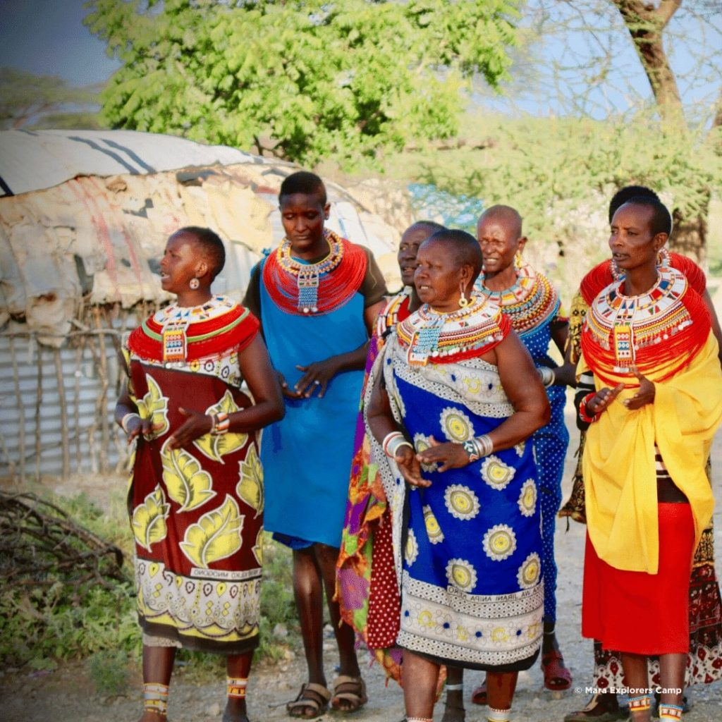 Samburu Stamm