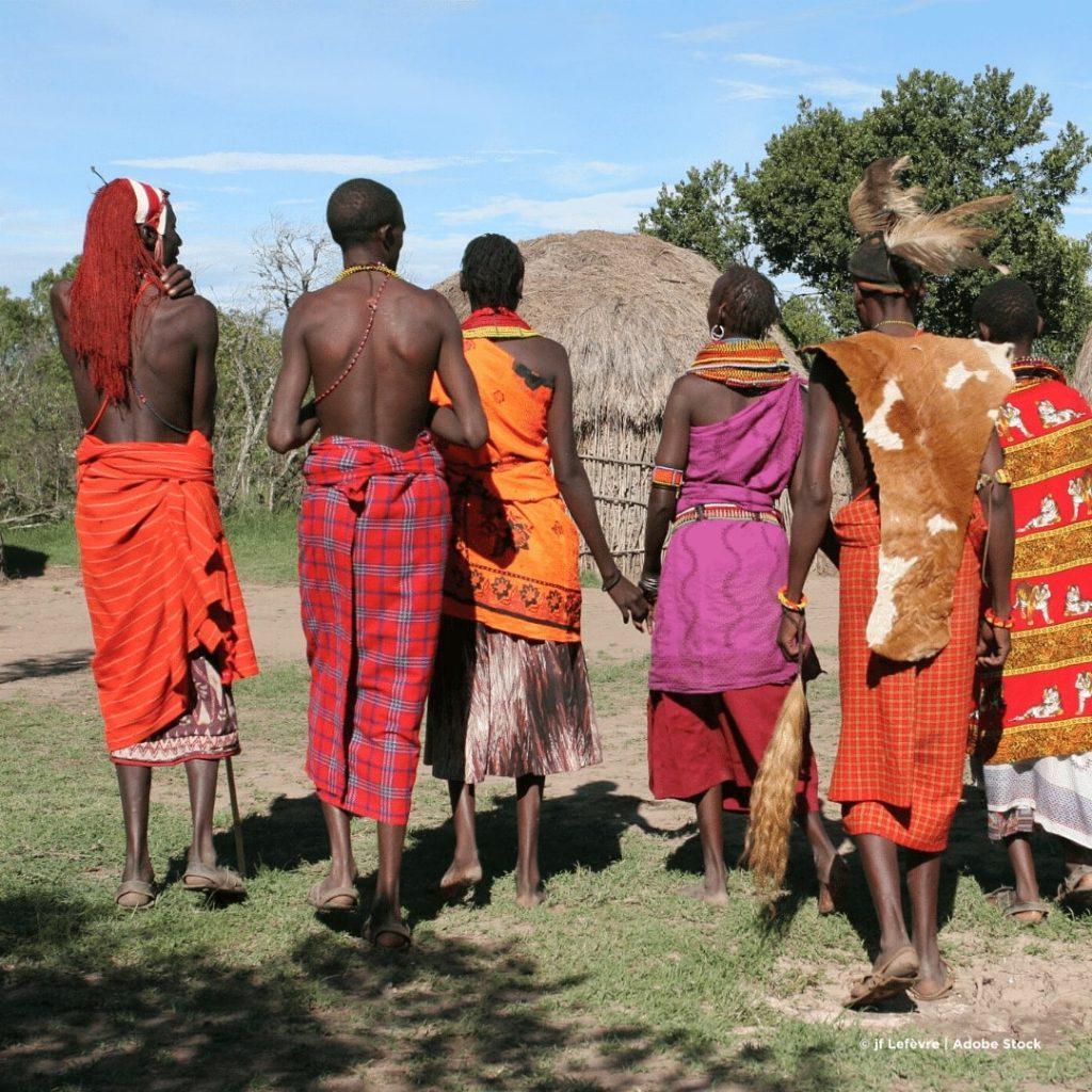 Samburu Volk