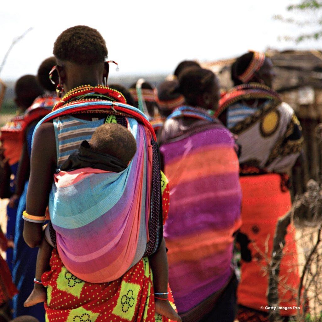 Samburu Frauen