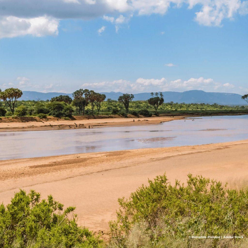 Samburu Ewaso Ngiro River