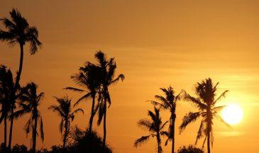 Sansibar Sonnenuntergang