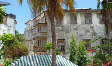 Stone Town auf Sansibar